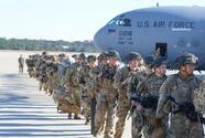 Despliegan 650 soldados de Fort Bragg tras ataque a la embajada de Estados Unidos en Irak