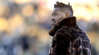 ¿Mal día? Antes de despedirse de Steelers, Antonio Brown faltó a juicio