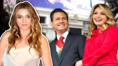 Sofía Castro desmiente divorcio de Angélica Rivera y Enrique Peña Nieto
