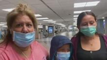 """""""El héroe de Nicaragua"""": Wilto Gutiérrez ya está junto a su familia en Miami"""