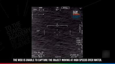 La marina confirma la existencia de OVNIS: mira el video que según ellos no debió salir
