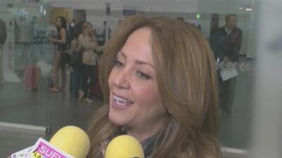 Andrea Legarreta quisiera ser productora de HOY