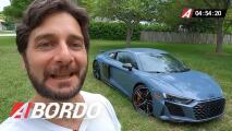5 Minutos A Bordo del Audi R8 2020