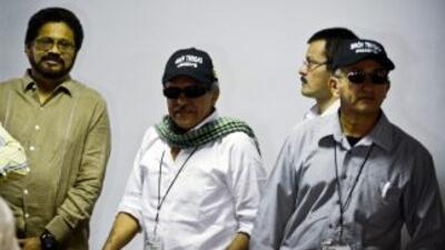 FARC piden a Obama que indulte a guerrillero 'Simón Trinidad'