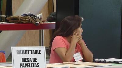 Estudio revela que el voto hispano será decisivo en las contiendas en California, Texas, Florida, Nevada, Illinois, Nueva York y Nueva Jersey