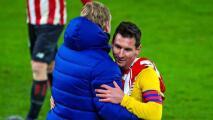 Messi encabeza lista del Barça para las semifinales de la Supercopa de España