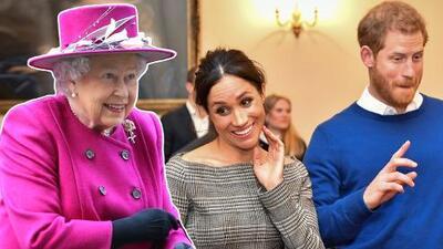 Pagan mal, pero la reina Isabel II necesita joven asistente para sus redes sociales antes de la boda del año