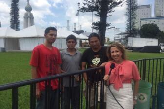 Noticias 34 en directo desde El Salvador