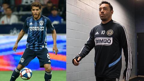 Partidazo entre Jonathan dos Santos y Marco Fabián, engalana la nueva fecha de la MLS