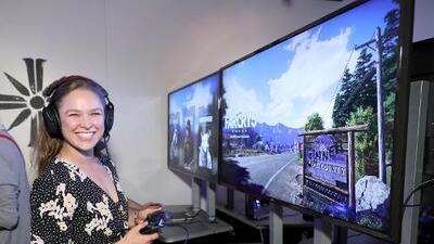 Ronda Rousey prestará su voz para personaje en Mortal Kombat 11