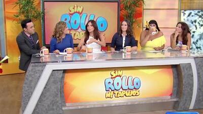 Sin Rollos: ¡Giselle rompió en llanto en un avión! Entérate
