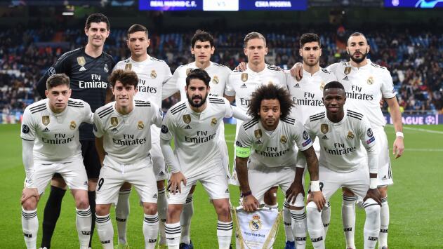 Los goles del Real Madrid en la Champions, sin Cristiano Ronaldo