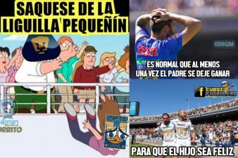 Memes del duelo de Pumas y Tigres en la definición de los Cuartos de Final de Liga MX