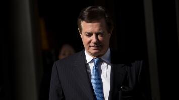 Condenan al exjefe de campaña de Trump, Paul Manafort, a 47 meses de cárcel por crímenes financieros