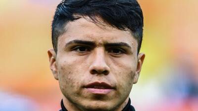 Misael Domínguez, prácticamente descartado para el juego de México Sub-20 ante Ecuador