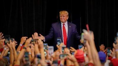 En un minuto: Aunque Trump niega síntomas de recesión, preparan medidas para frenarla, según medios