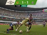 Futbol Retro l América dejó ir el triunfo de último minuto ante Chivas