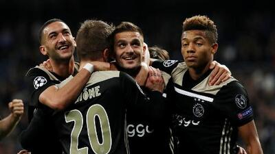 El Ajax vuelve a jugar Cuartos de Final de Champions League