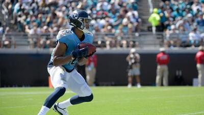 Jets se refuerza firmando al ex receptor de los Titans, Rishard Matthews