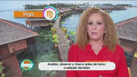 Mizada Virgo 15 de junio de 2016