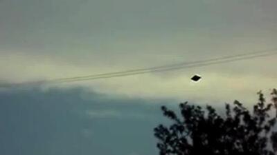 """Sorprendentes avistamientos captados por las cámaras de """"skywatchers"""". ¿Son reales?"""