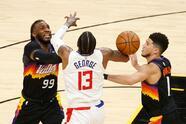 La canasta de último segundo de Deandre Ayton le da la victoria a los Pheonix Suns 103-104 sobre Los Angeles Clippers.