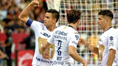 Pumas, Cruz Azul y Monterrey mandan en el Apertura 2018 de la Liga MX