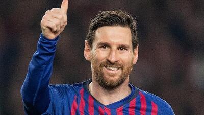 ¡El camino a los 600! Messi y sus 597 goles