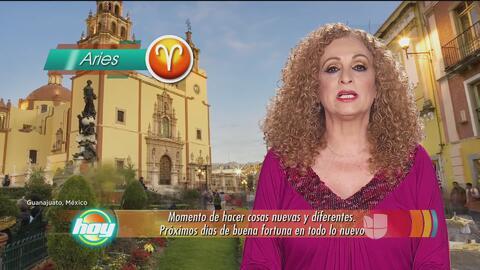 Mizada Aries 17 de abril de 2017