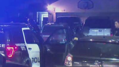 Policía de Houston arresta a dos sospechosos de robo de vehículos