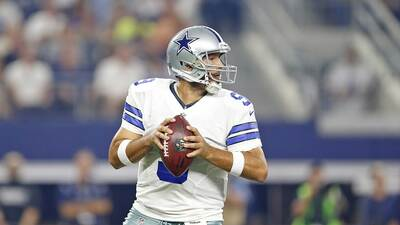 Entrenador de quarterbacks de los Cowboys: Los mejores años de Tony Romo están por venir
