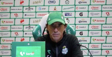 Almada dice que Santos también llega mermado ante Pachuca