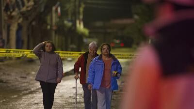 Fuerte sismo de magnitud 6.8 estremeció Chile durante la madrugada
