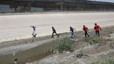 Las muertes recientes en la frontera no detienen a los migrantes que llegan a EEUU huyendo de sus países