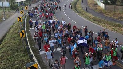 Descontento entremigrantes centroamericanos por los puntos del acuerdo entre México y EEUU