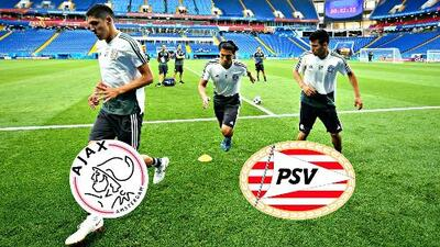 Edson Álvarez se perfila para debutar con el Ajax ante Chucky y Guti