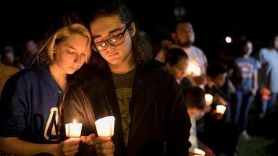 Edad 0: una de las 26 víctimas de la masacre en Texas era un feto