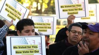 Difícil escenario para la reforma migratoria en 2013