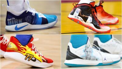 Wade, Nowitzki, GOT y más en los mejores tenis de la semana en la NBA