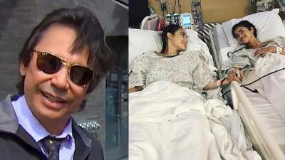 La amiga de Selena Gómez no le dijo a su papá que iba a donar un riñón, así fue cómo él se enteró