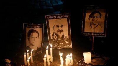 Confirman que los cadáveres hallados en Colombia son de los periodistas ecuatorianos secuestrados