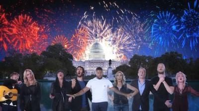 """Usher, Sheryl Crow y otros músicos exigen a los políticos: """"Dejen de usar nuestras canciones"""""""