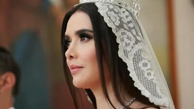 Revelamos los secretos mejor guardados de la boda de la actriz Marlene Favela