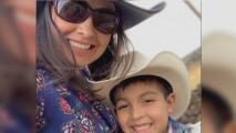 Es mamá de tres niños y maestra: conoce la historia de la lucha y la labor de esta mujer latina