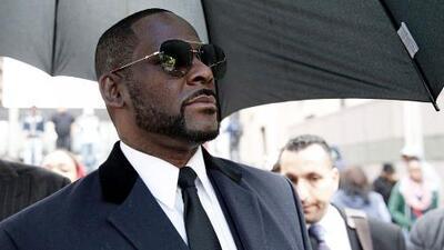 El cantante R. Kelly regresa a la corte por casos de presuntos abusos sexuales contra menores de edad