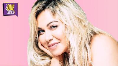 Daniela Di Giacomo se inspira en Chiquis Rivera y de esta forma comparte una de sus grandes inseguridades