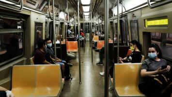 ¿Qué está pasando en el subway? Tres hechos violentos se han registrado en sus plataformas en menos de una semana