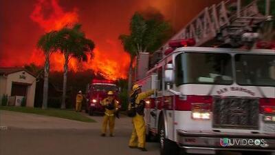 Detrás de la Noticia: los incendios arrasan en California