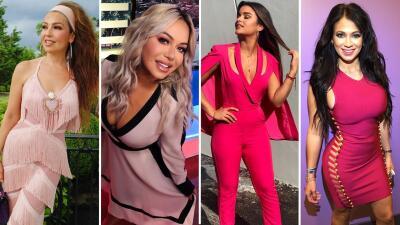 EN FOTOS: Mujeres luchonas, emprendedoras y de rosa