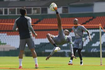 Así entrena León con miras al duelo contra América en la Semifinal del Clausura 2019